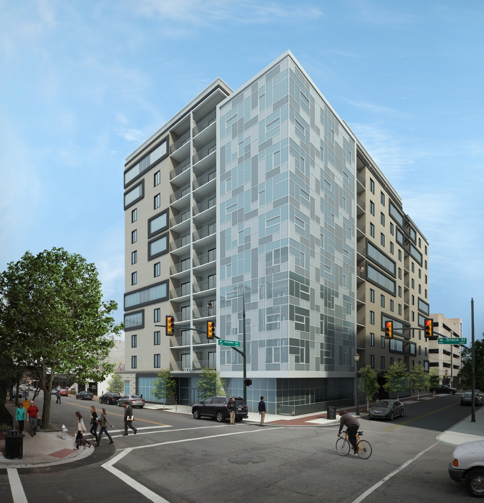 Developers Continue To Add Downtown Apartments Plus Management